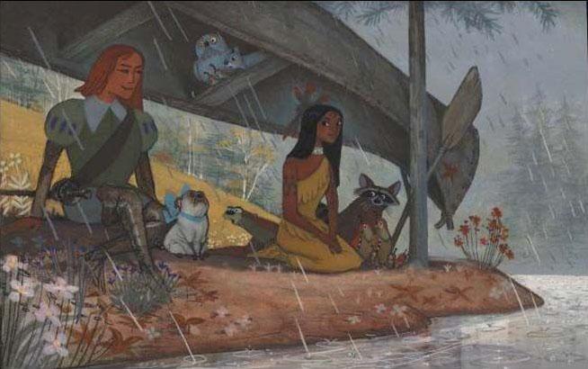 Pocahontas, une Légende Indienne [Walt Disney - 1995] - Page 13 AX_6247